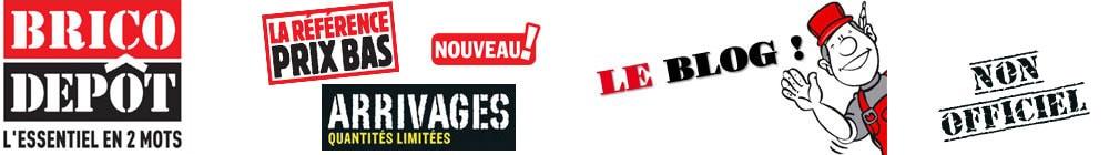 Brico Dépôt, le Blog ! logo