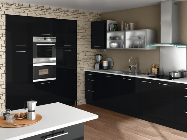 modele cuisine nina brico depot pr l vement. Black Bedroom Furniture Sets. Home Design Ideas