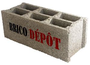 parpaing brico depot