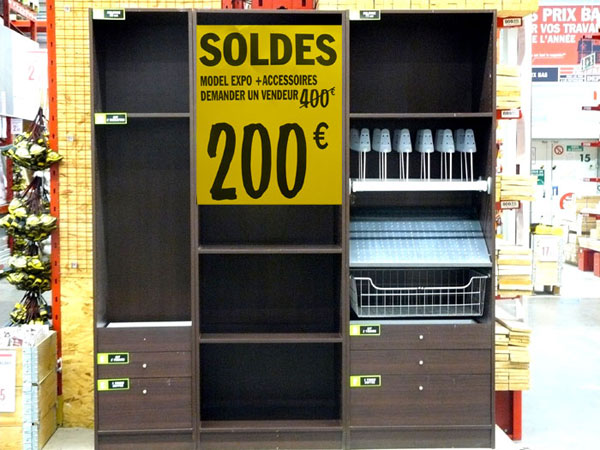 Soldes Brico Depot
