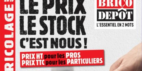 catalogue brico dépôt 2015