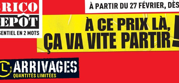 Le catalogue brico d p t du 27 f vrier 2015 brico d p t - Debroussailleuse brico depot ...