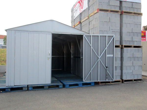 Garage Metallique Brico Depot