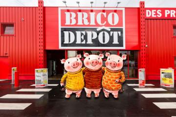 brico depot humour