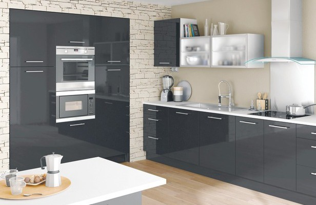 des nouveaut s dans les cuisines brico depot. Black Bedroom Furniture Sets. Home Design Ideas