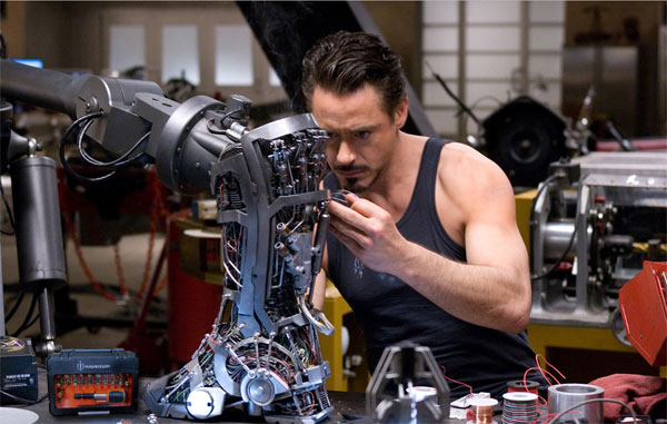 magnusson iron man
