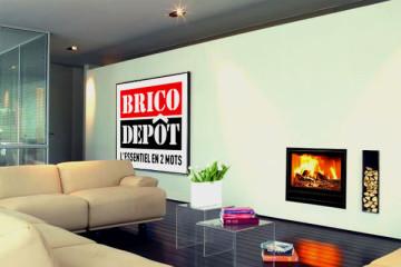 Conduits de cheminée, insert bois et poêle Brico dépôt