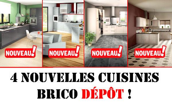 Cuisines Brico Depot Du Nouveau