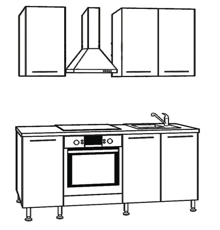 plan type cuisine brico depot