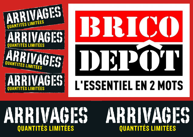 le nouveau catalogue brico d p t est arriv. Black Bedroom Furniture Sets. Home Design Ideas