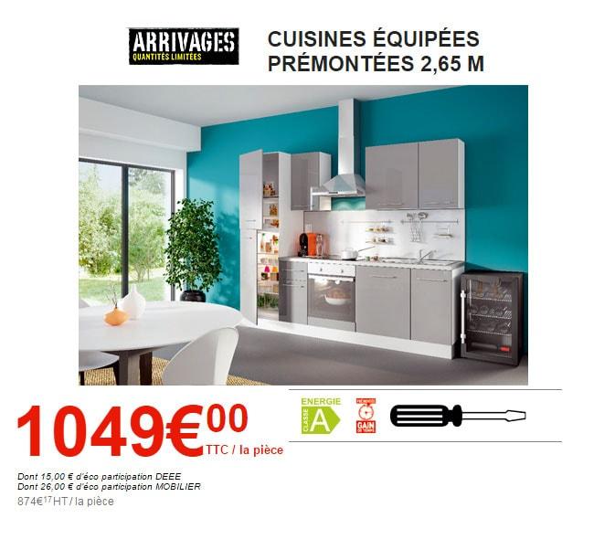 cuisine brico depot