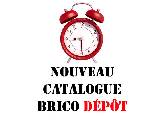 catalogue brico d p t l 39 officiel du bricolage. Black Bedroom Furniture Sets. Home Design Ideas