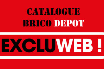 catalogue brico depot 2017