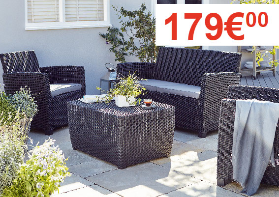 table de jardin brico depot les prix bas brico dpt with table de jardin brico depot salon de. Black Bedroom Furniture Sets. Home Design Ideas