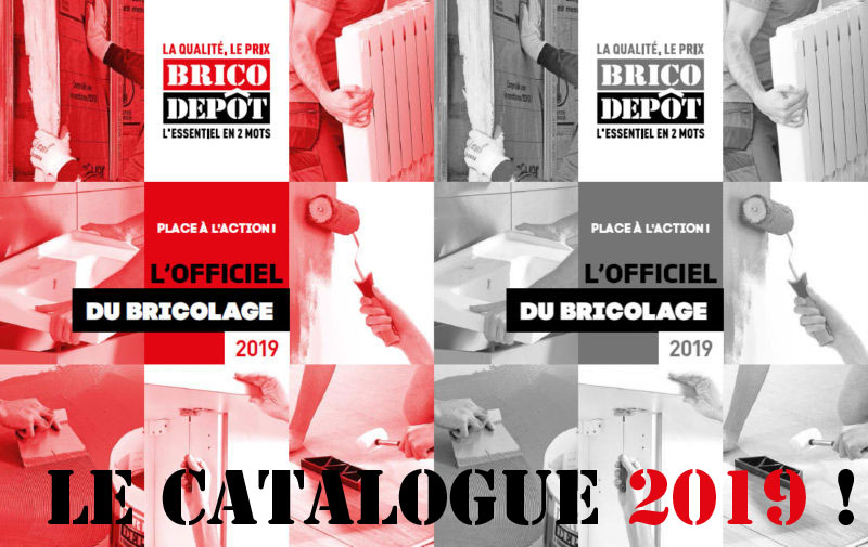 catalogue brico dépot 2019