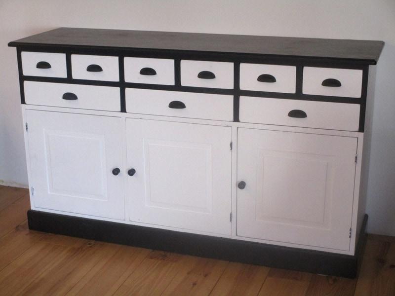 Relooking diy d 39 un meuble ancien - Decirage d un meuble ...