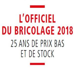 Le nouveau catalogue Brico Dépôt 2018