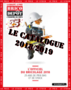 Brico Depot Catalogue 2019