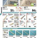 balustrades et rampes d'escalier