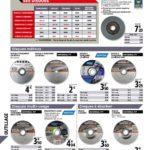 disques métal