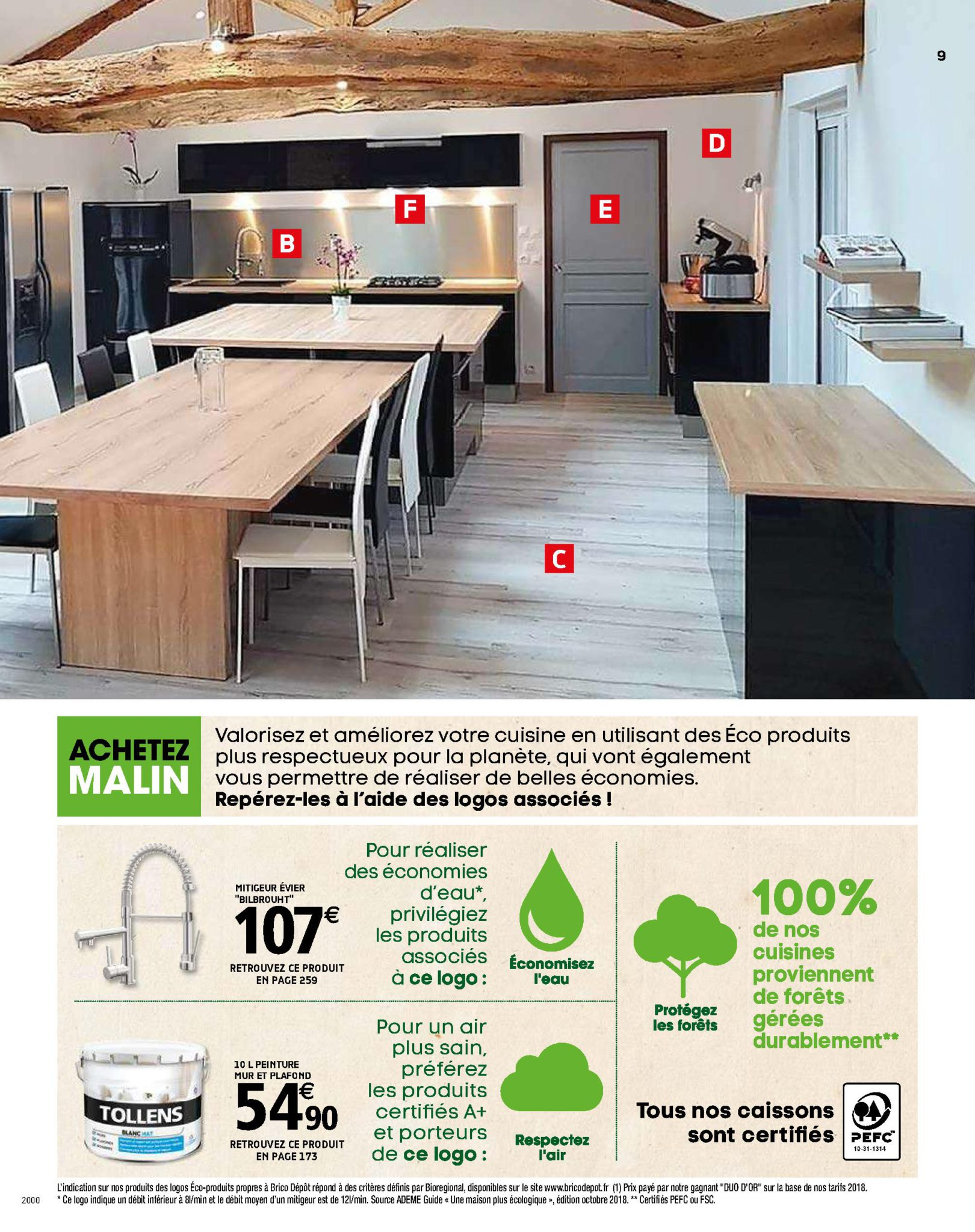 Catalogue Brico Dépôt 2019 Lofficiel Du Bricolage
