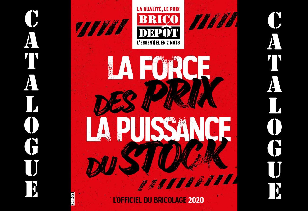catalogue brico depot 2020