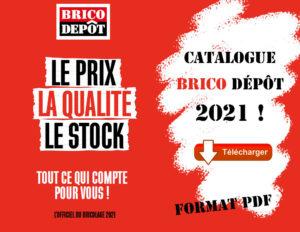 catalogue brico depot 2021